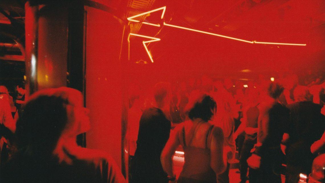 Live aus dem Frankfurter Dorian Gray: Rare Tapes (1983-92)  –  von Freestyle bis Techno