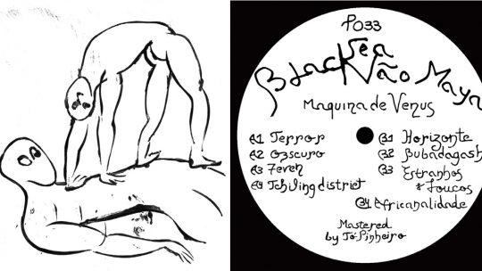 """Máquina de Vénus"" von Blacksea Não Maya: Batida-Sound im Lockdown"