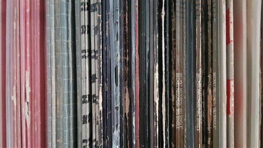 Eine Liste mit angeblich nahezu allen Tracks, die Larry Levan in der Paradise Garage spielte