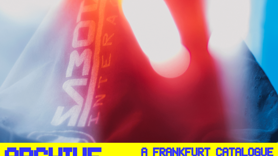 Elektronik-Compilation auf Die Orakel: Archive – A Frankfurt Catalogue 91-94