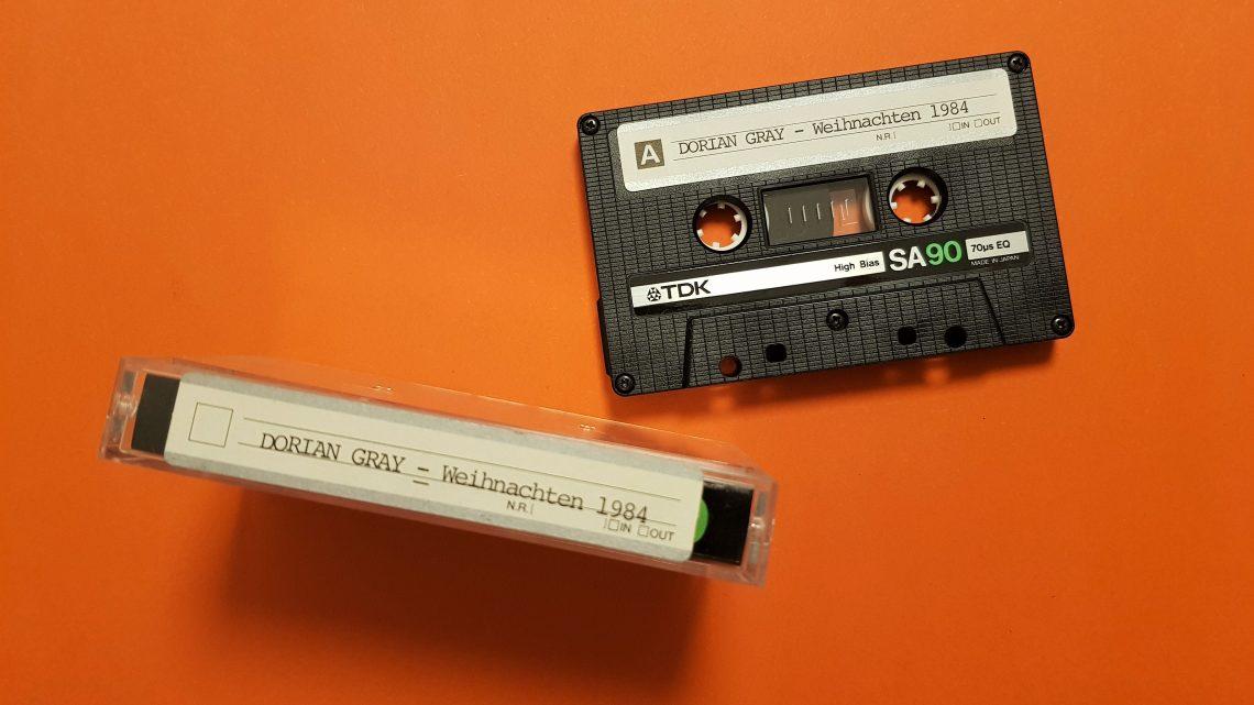 Die Italo Disco Electro Connection: Weihnachten im Dorian Gray 1984