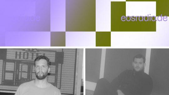 Drei Fragen an: EOS, Frankfurts neue Online-Plattform für elektronische Musik
