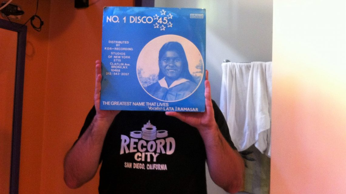 Der Vinyl Globetrotter: Diggin' in the Crates mit Pepe von Born to Shine