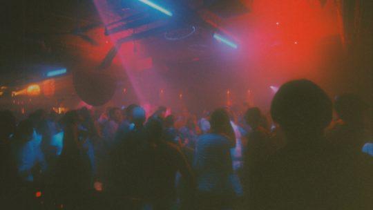 Freestyle statt Techno: Tapes aus dem Frankfurter Omen von 1988 bis 1990