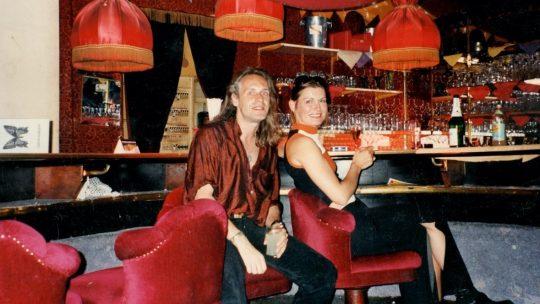 Riz Bar, Frankfurt: Sonntagspartys im  Rotlichtviertel