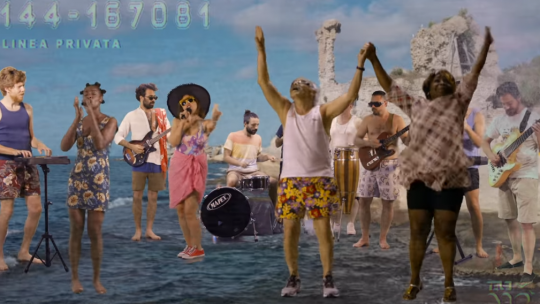 Marechià (feat. Célia Kameni) von Nu Genea – der Sommer 2021 hat einen Hit